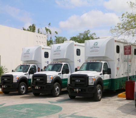 Sistema de puesta a tierra Terragauss unidades moviles IMSS 2 - International Trading