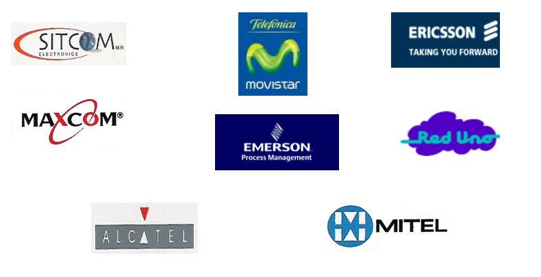 Clientes del sector Telecomunicaciones