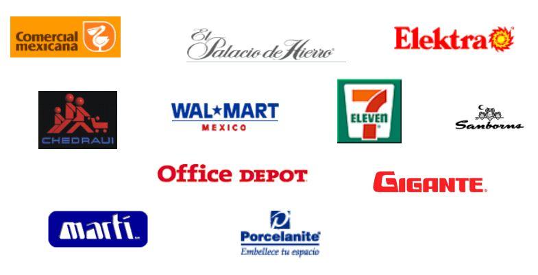 Clientes del sector Tiendas