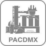 Logo de planta de asfalto